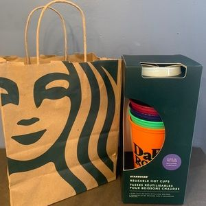 Starbucks Reusable Cups Tumbler